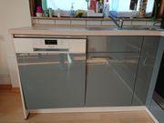 Verkaufe eine Einbauküche mit Geschirrspülmaschine