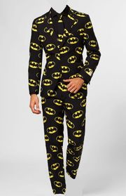 Batman Anzug Gr 46 M