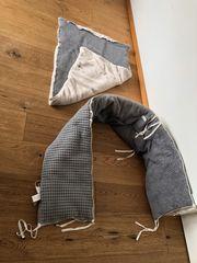 Koeka Baby Decke und Nestchen