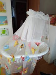 Stubenwagen Babybett gut erhalten