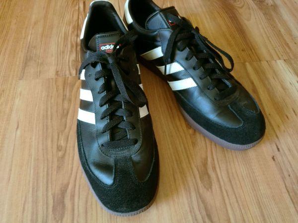 huge inventory genuine shoes sneakers Adidas Samba EU 48 (31,8 cm Sohle) = ca.46,5 in Frankfurt ...