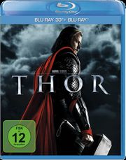 Thor 2-Disc-Edition Blu-ray 3D Blu-ray