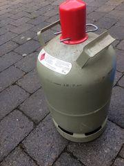 KAUF-Gasflasche Farbe Grau für 11