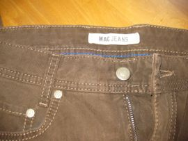 Herrenbekleidung - MAC Jeans Arne Leather Touch