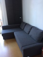 Bettsofa mit Bettkasten