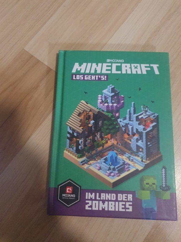 Minecraft Buch