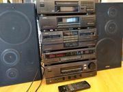Schöne Stereoanlage AIWA Z-D92M