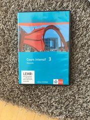 Cours intensif 3 Lehrer CD-Rom