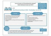 Glasfasermonteur LWL Techniker m w