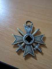 Kriegsverdienstkreuz 2 Klasse mit Schwertern