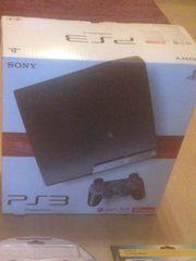 Playstation 3 mit all zubehör