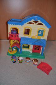 Little People - Haus mit Figuren