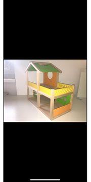 Puppenhaus Villa mit Zubehör