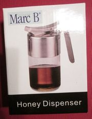 Honigspender Marc B neu Dessertformen