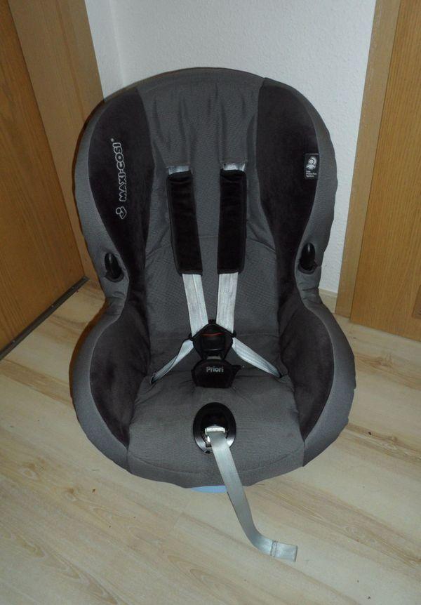 Maxi-Cosi Priori Plus Kindersitz 8-19kg