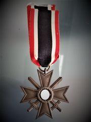 Kriegsverdienstkreuz mit Schwertern 2 Klasse