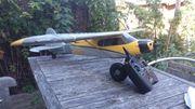Modellflugzeug Carbon Cub S 1