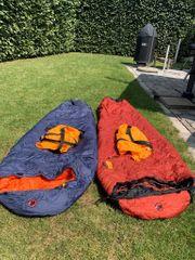 2 Kinderschlafsäcke Mammut Ajungilak
