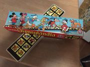 KULT Dominospiel Motiv Figuren aus