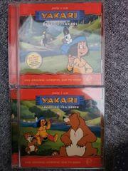 Yakari CDs 2 Stk