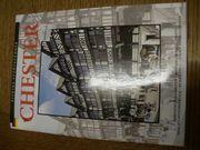 Pitkins Städteführer Chester aus Nachlass