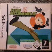 Nintendo DS Spiel Kim Possible