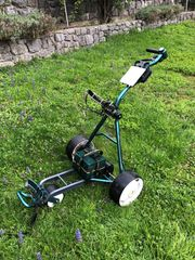 Golfwagen elektrisch