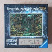 Ravensburger Exit Puzzle Tempel in