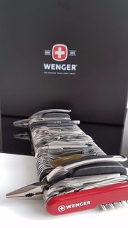 Wenger Giant Knife 2007 mit