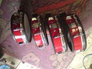 4 x Roland E-Drumpads