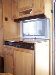 Wohnwagen LMC 490 P