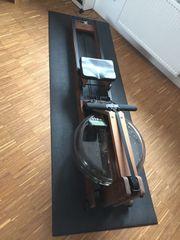Waterrower Nussbaum Monitor S4