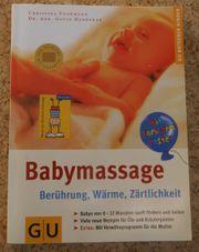 Babymassage GU neuwertig