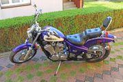 Motorrad Honda VT 600 C