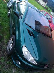 Peugeot 206 CC R Garros