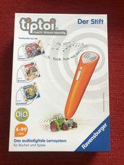 Tiptoi-Stift und Zubehör alles 1a