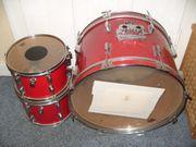 Schlagzeug Shellset von BLACKHORSE in