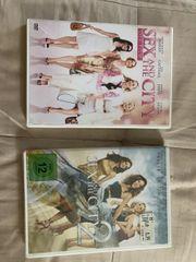 DVD Sex and City Spielfilme
