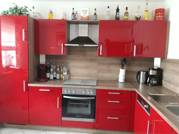 Nobilia L-Küche mit Garantie auf Elektrogeräte in Iggensbach ...