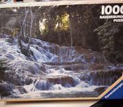 Puzzle Wasserfälle 1000 Ravensburger OVP