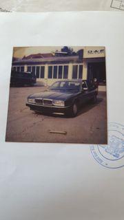 Jaguar Sovereign XJ40