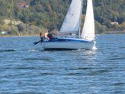 Segelyacht Micro Weyer