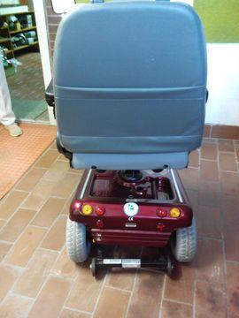 Medizinische Hilfsmittel, Rollstühle - Elektromobil-3rädrig-6km h