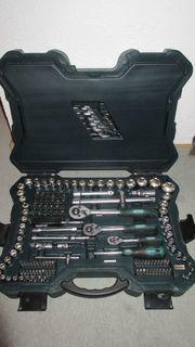 Mannesmann Steckschlüsselsatz 215 teilig