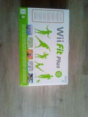 Wii Fit Plus original verpackt