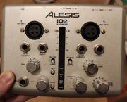 Alesis IO 2 Audio Interface