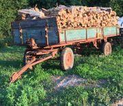 Zweiseitenkipper für Traktor