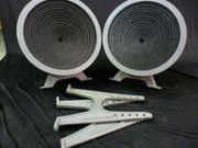 Paar Jbl 537-500 Horn für