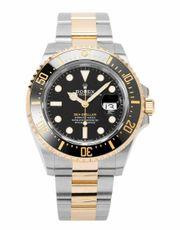 Rolex Sea-Dweller 126603 Stahl Uhr