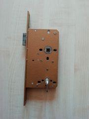 Einsteckschloß DIN rechts mit Schlüssel